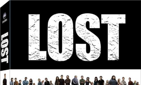 Lost DVD