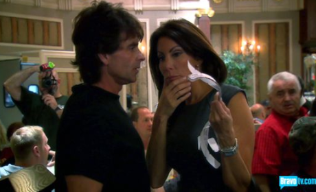 """The Real Housewives of New Jersey Review: """"Into the Lion's Den"""""""