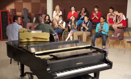 Glee to Add Christian Character, Tackle Homophobia