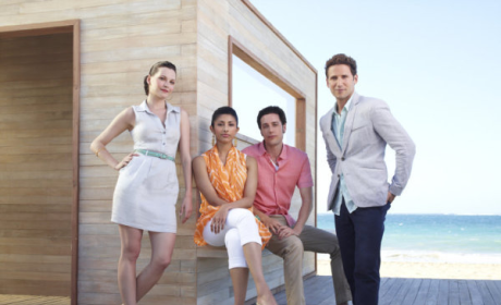 Anastasia Griffith to Create Problems on Royal Pains