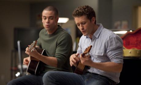 Glee First Season Report Card: B+