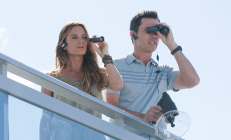 "Burn Notice Review: ""Fast Friends"""