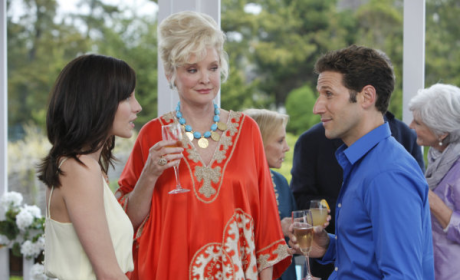 Royal Pains Scene