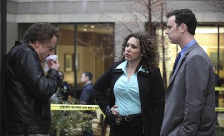 Detectives at Work