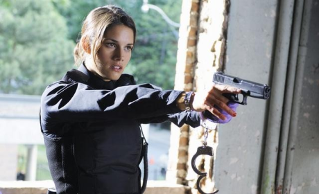 Missy Peregrym Talks Rookie Blue