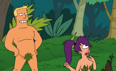 "Futurama Review: ""In-a-Gadda-Da-Leela"""