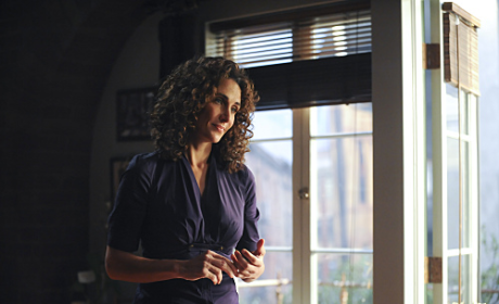 CSI: NY Casting Shake-Up: Melina Kanakaredes Out, Sela Ward In?