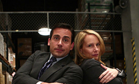 The Return of Amy Ryan to The Office: Booked!