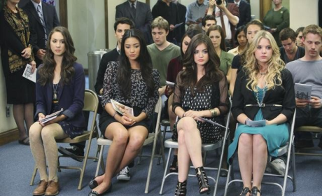 All Four Pretty Liars