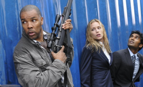 "Covert Affairs Review: ""In the Light"""