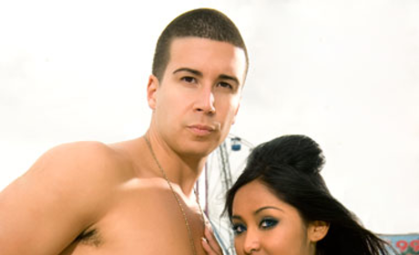 Vinny and Snooki