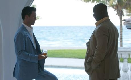 Michael and Vaughn