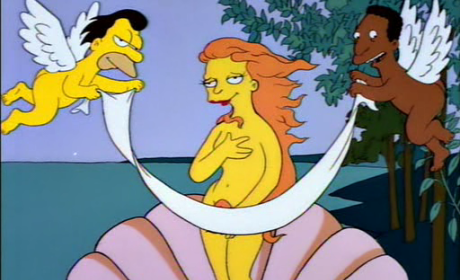 The Last Temptation of Homer Picture