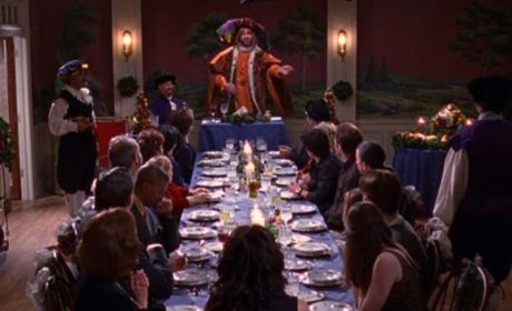 The Bracebridge Dinner Picture