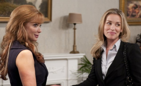 "Covert Affairs Review: ""House of the Holy"""