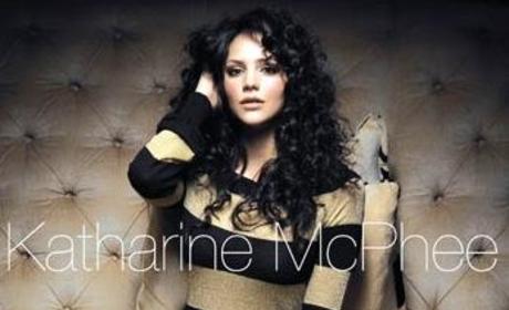 Katarine McPhee Album Cover