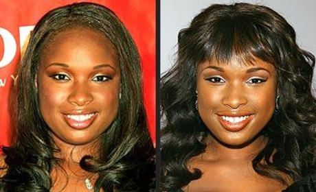 The Looks of Jennifer Hudson