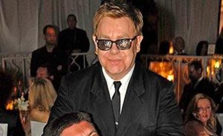 Elton Says Hello