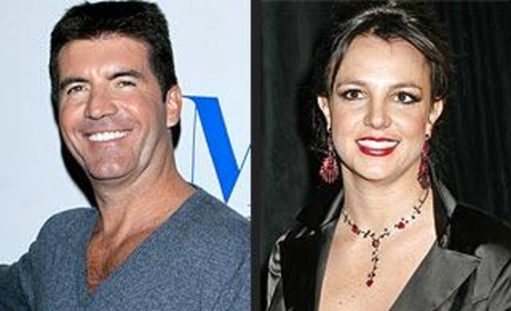 Simon Cowell Still Loves Melinda, Tells Britney Spears to Go Home