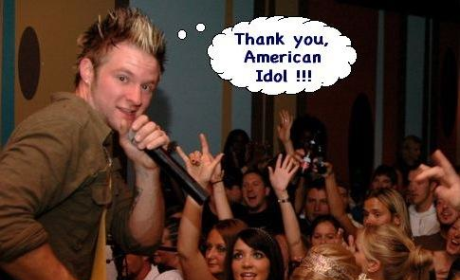 Blake Lewis Gives Thanks to American Idol