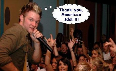 Blake Lewis Gives Thanks to American Idol