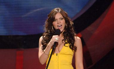 Katharine McPhee to Star in Feature Film