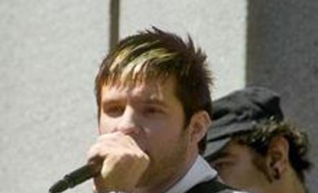 Blake Lewis: Hard at Work on New Album