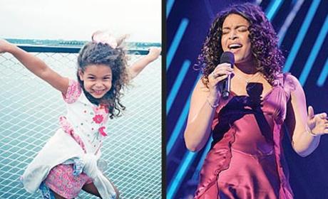 Jordin Sparks, Gina Glocksen: From Cute Kids to Talented Singers