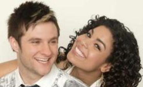 Blake Lewis and Jordin Sparks to Sing on New Year's Eve