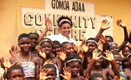 Jordin Sparks, Melinda Doolittle Speak on Malaria No More