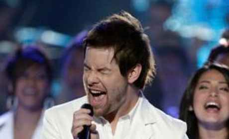 David Cook: Hospitalized After Great Performance