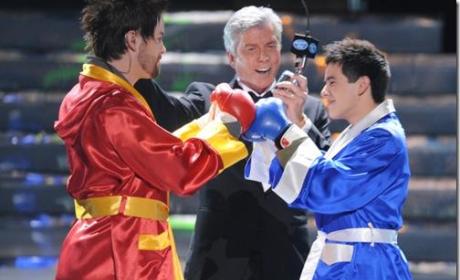 Judges: David Archuleta Delivers Knockout Blow