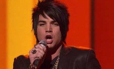Adam Lambert Gets Satisfaction from Semifinal Audition