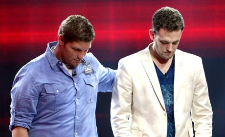 American Idol Eliminates Michael Sarver
