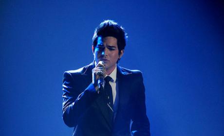 Adam Lambert, Disco Night