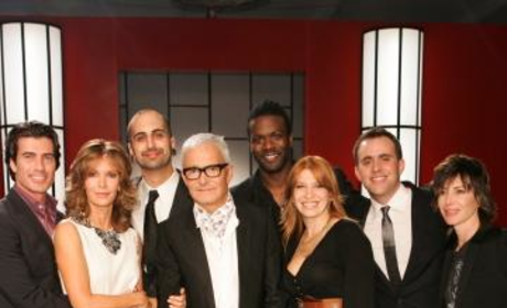 Vidal Sasoon to Guest Judge on Shear Genius Season Finale