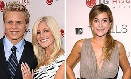 Lauren Conrad Sex Tape is Real, Spencer and Heidi Say