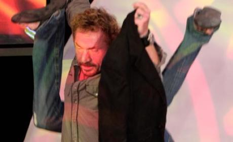 Reality TV Tussle: Danny Bonaduce Attacks Johnny Fairplay