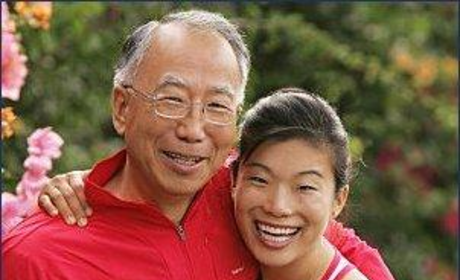 Ronald and Christina Hsu