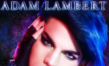 Presenting: The Adam Lambert CD Cover!