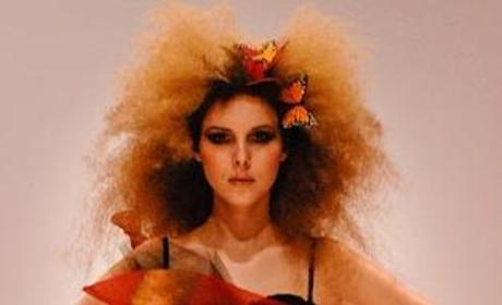 Holly Kiser is Made a Supermodel