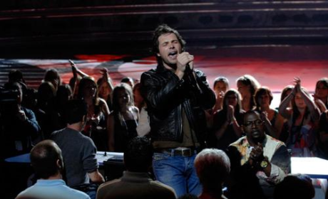 Michael Johns - Gasp! - Eliminated from American Idol