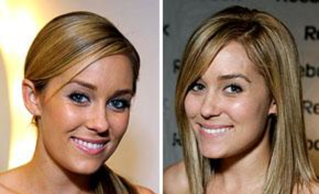 Lauren Conrad Debuts New (Old) Hairstyle