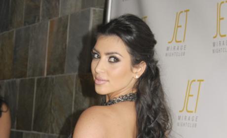 Kim Kardashian Might Go Dancing With the Stars