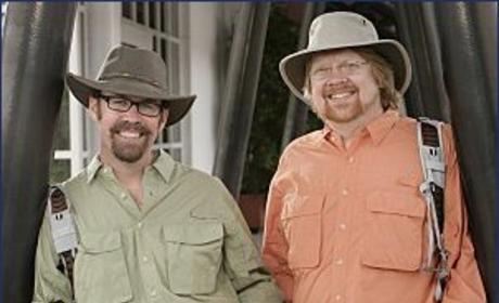 Mark Yturralde and Bill Hahler