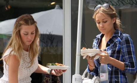 Whitney Port Says Goodbye to Lauren Conrad?
