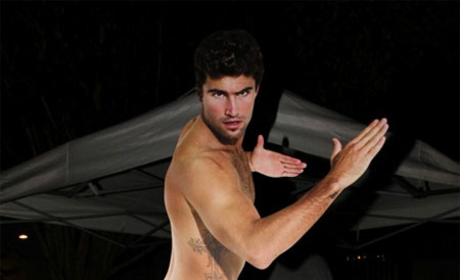 Brody Jenner: Shirtless For Bromance