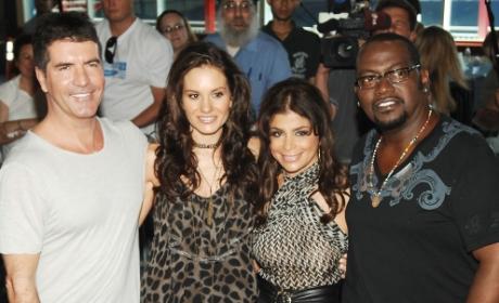 The American Idol Quartet