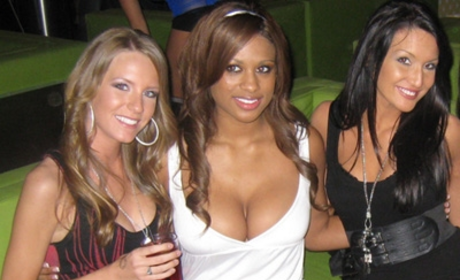 Katrina Darrell is a Sexy Slurper