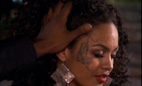 Face Tattoo Alert!